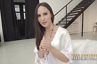 Lilu Moon Brunette Babe Loves Dick