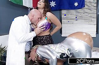 Ski Hill Medical Duo Loves Fuck Patients Alison Tyler, Phoenix Marie