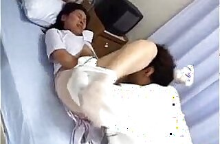 Japanese AV Model fucked with pink dildo and boner in mouth and sex