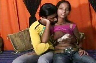 Indian Teen masturbates With Small Boobs Having Hard deep Anal Sex
