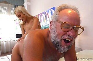 ass, blowjob, fingerfucked, grandpa xxx, handjob, hardcore sex, kisses, leaking