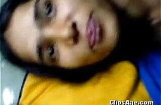 Desi girl getting face fucked by her lover guy scandal video