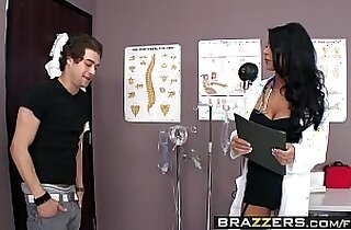 Doctor in sex Adventures Take Up Thy Stethoscope And Fuck scene starring Jessica Jaymes and Xa
