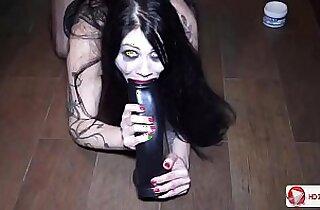 Bella Swallows Sperm Anal Fisting In The Bathroom Hd Porn music Video