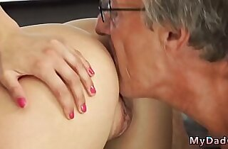 Molly jane and daddy on couch with her boyplaymates father