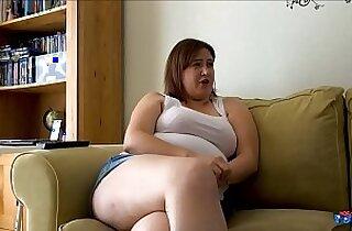 Chubby Girl Laura Lu Hungry For Cock