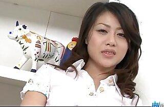 Hina Aisawa goes nasty on a juicy cock hardcore
