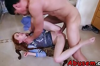 abusem dolly little likes it rough and hard