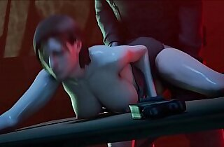 jill Valentine having sex