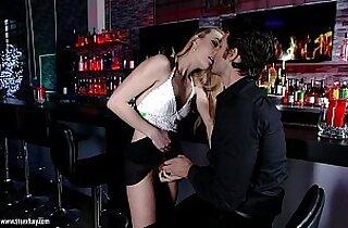 Sadie Blair amazing sex in the bar