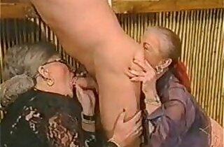 Extreme Old Ladies