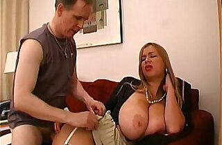 ms huge round tits anal