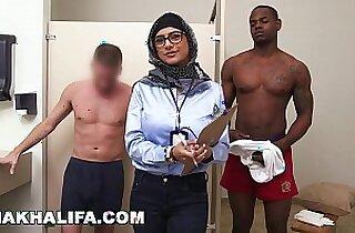 MIA KHALIFA My Ultimate Interracial Big Dick Challenge