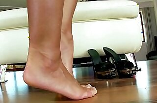asian babe, feet, fetishes, footfetish, footjob, HD, heels, leaking