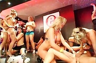Night Club Sex Orgies Cumshot Compilation