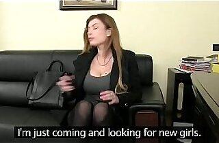 Porn castings